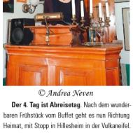 Lesung Kriminalhaus, Hillesheim (2017)